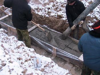 Бетона м50 бетон с микрофиброй