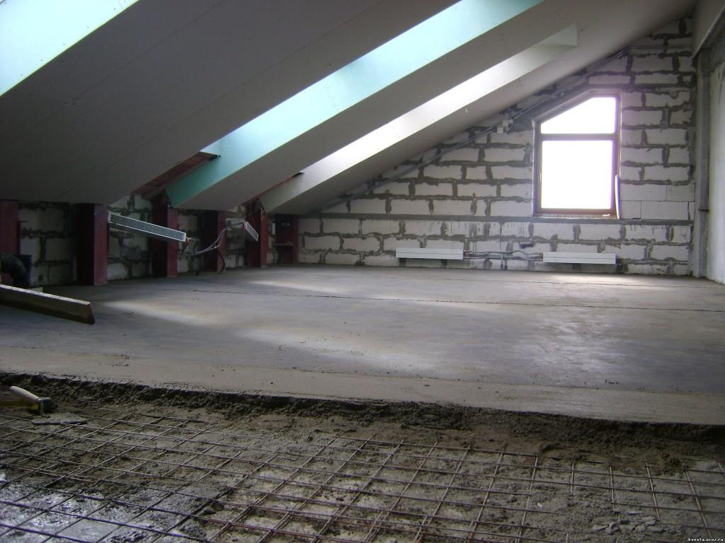 перекрытие бетон