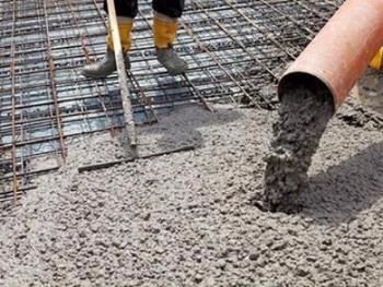 М450 бетон моделирование уплотнения бетонной смеси